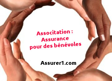 Assurance pour des bénévoles d'une association